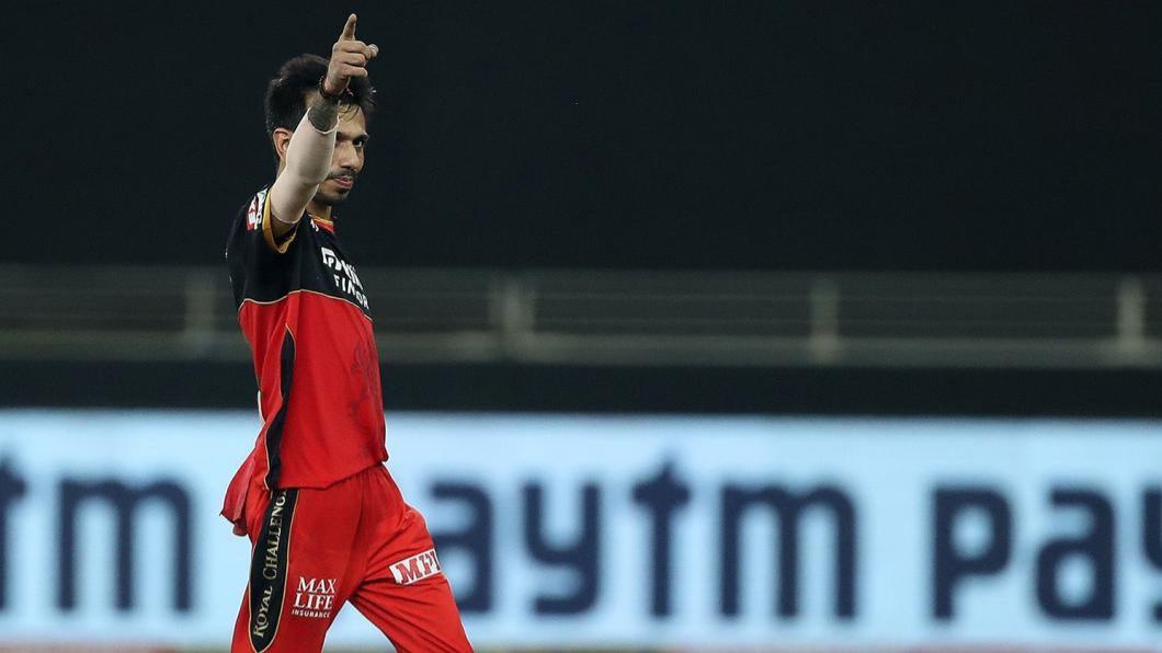 Most wickets in RCB vs KXIP encounters:  1️⃣9️⃣ - Yuzvendra Chahal 🔥  @yuzi_chahal @RCBTweets #PlayBold #IPL2020 https://t.co/rDmo0cT10q