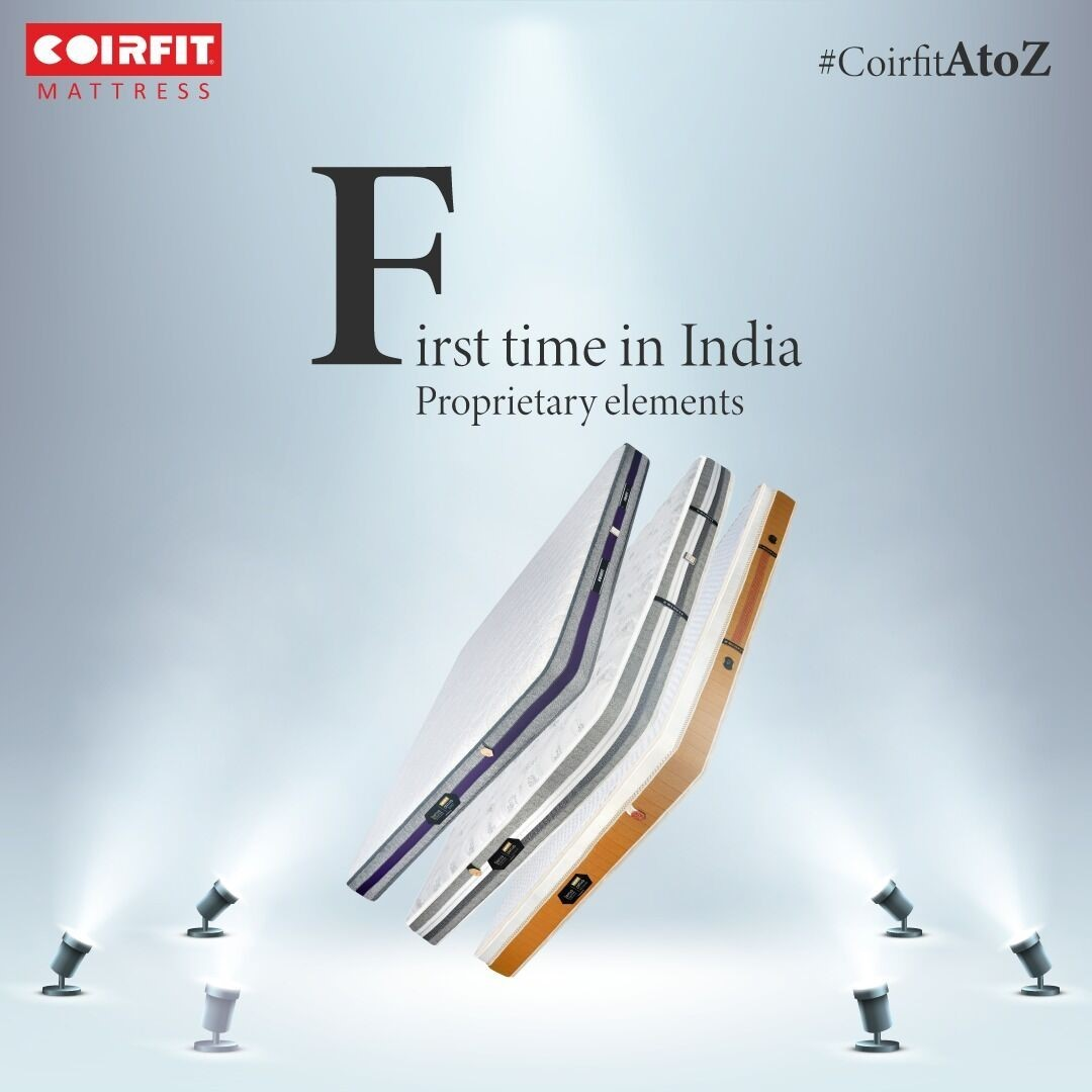 #CoirfitAtoZ We are the first pioneers in the mattress industry to bring in new technologies/innovations to India for the best sleep solution. Explore our range, here https://t.co/BJYlyNm3Qc ⠀ #CoirfitAlphabets #CoirfitMattress #Mattresses #Mattress #sleep #coirfitmattress https://t.co/plSEfteuob