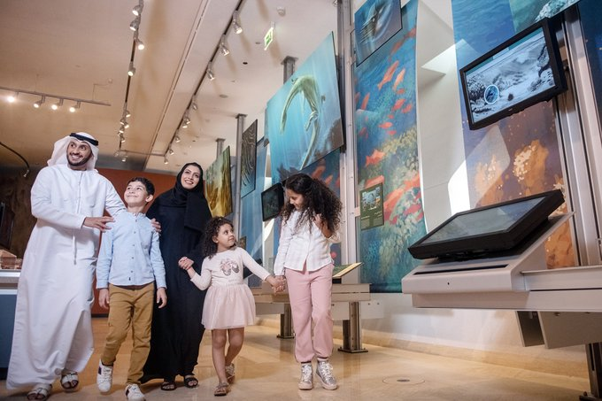 Travel through time to more than 100 MILLION years ago & Discover the #AnimalKingdom's 🐾😄😍 at the #Sheikh_Zayed_Desert_Learning_Centre  Alarm clock: 3 PM – 9 PM  update from @AlAinZooUAE   #UAE #zoo #wildlife https://t.co/jBZ6PkL8C4