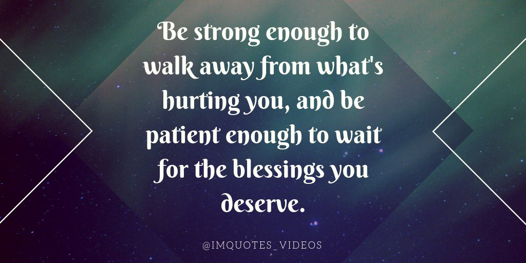 Be strong and patient - you truly deserve all the good that comes to you.   #ThursdayMotivation https://t.co/cOKWXVFCAW #Motivation #Personal Growth