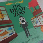 Image for the Tweet beginning: Yay, it's here! #TheDeadZoo @donnellypa