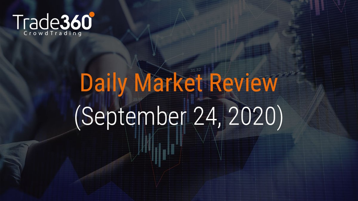 The markets are reacting to several moving pieces at the same time, not the least of which were soft PMI numbers coming out of the European Union.  Stay on the pulse with @@Trade360_LTD daily #StockMarketNews 👉 https://t.co/wwJpdhZBb9 #gold #silver #dailymarketreview #pminumbers https://t.co/TRy1LfdzQp