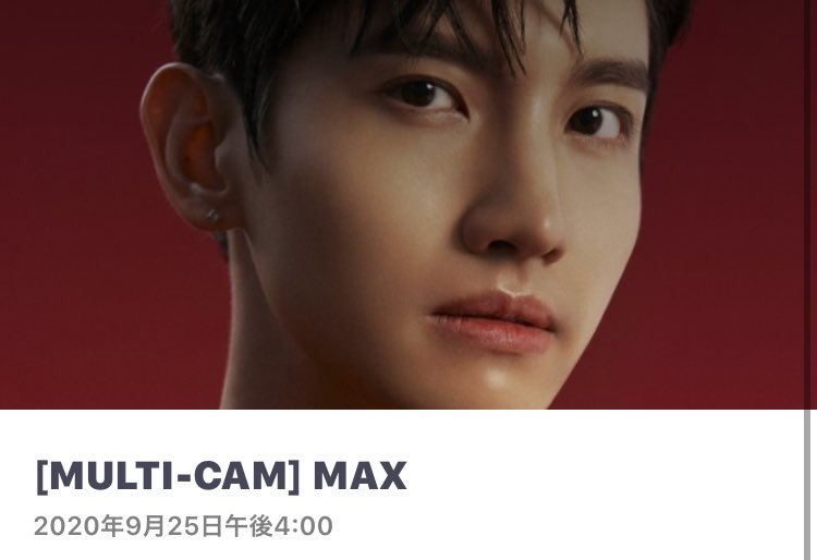 Tomorrow will be a Friday full of fun🎶  #BeyondtheT #최강창민 #changmin #MAX #チャンミン https://t.co/ggnmpIzmiN