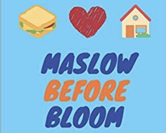 "What does ""Maslow Before Bloom"" mean to you? #maslowbeforebloom https://t.co/4jyuVzCFWL"