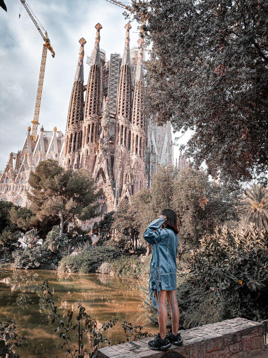 人生一度行ってみたかったスペイン。