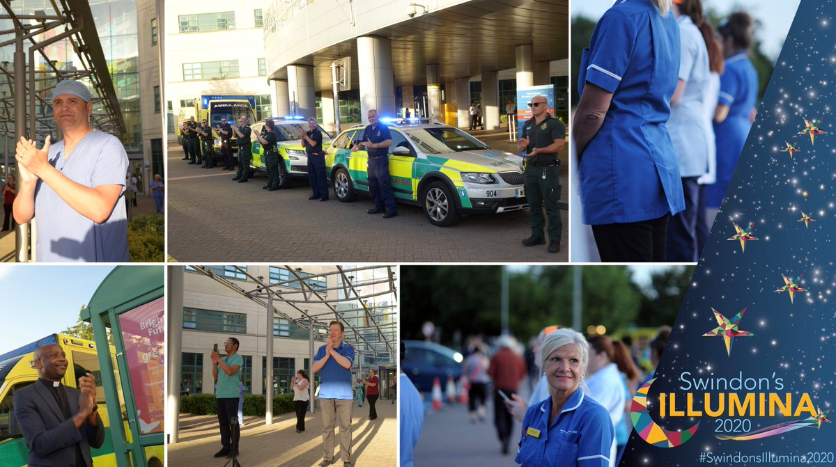 🎄 .@inswindon's first virtual Christmas Light Switch On will pay tribute to the NHS, Emergency Services and Key Workers, as part of Swindon's Illumina 2020. 🎄  Read more here ⤵️ https://t.co/tGvDa3YLuy https://t.co/ZrHNrckKr4