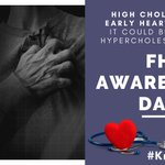 Image for the Tweet beginning: Today is FH Awareness Day,