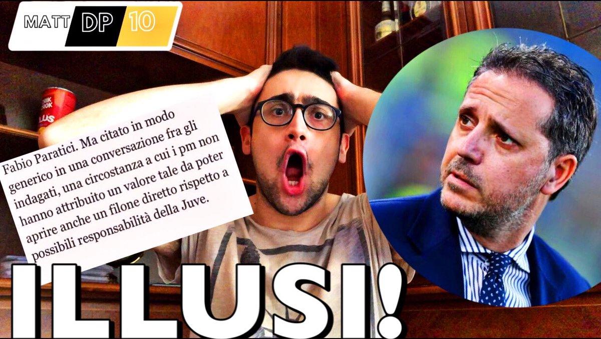 [VOLETE CALCIOPOLI ? POVERI ILLUSI!!!] | SUAREZ JUVENTUS: PARATICI NELLE... https://t.co/VTGioq52YQ   #Ronaldo #Juventus #Paratici #Marotta #ForzaJuventus #Dybala #Guardiola #Paratici #Suarez #Gazzetta #Championsleague #Agnelli #DelPiero #Buffon #Pirlo #Pogba #Raiola https://t.co/07AMLd8ZAS