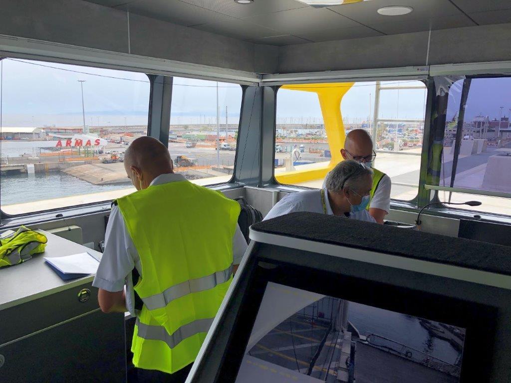 La @Armada_esp está evaluando en el ejercicio 'Marsec-20' los procedimientos de cooperación con los buques y organismos responsables de tráfico marítimo.  ➡️ https://t.co/LKoKkxIKKo https://t.co/ikl1D19YEh