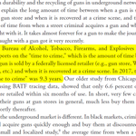 """Image for the Tweet beginning: From the new book """"Guns"""