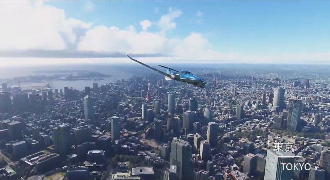 'Microsoft Flight Simulator' is getting a Japan-centric update next week