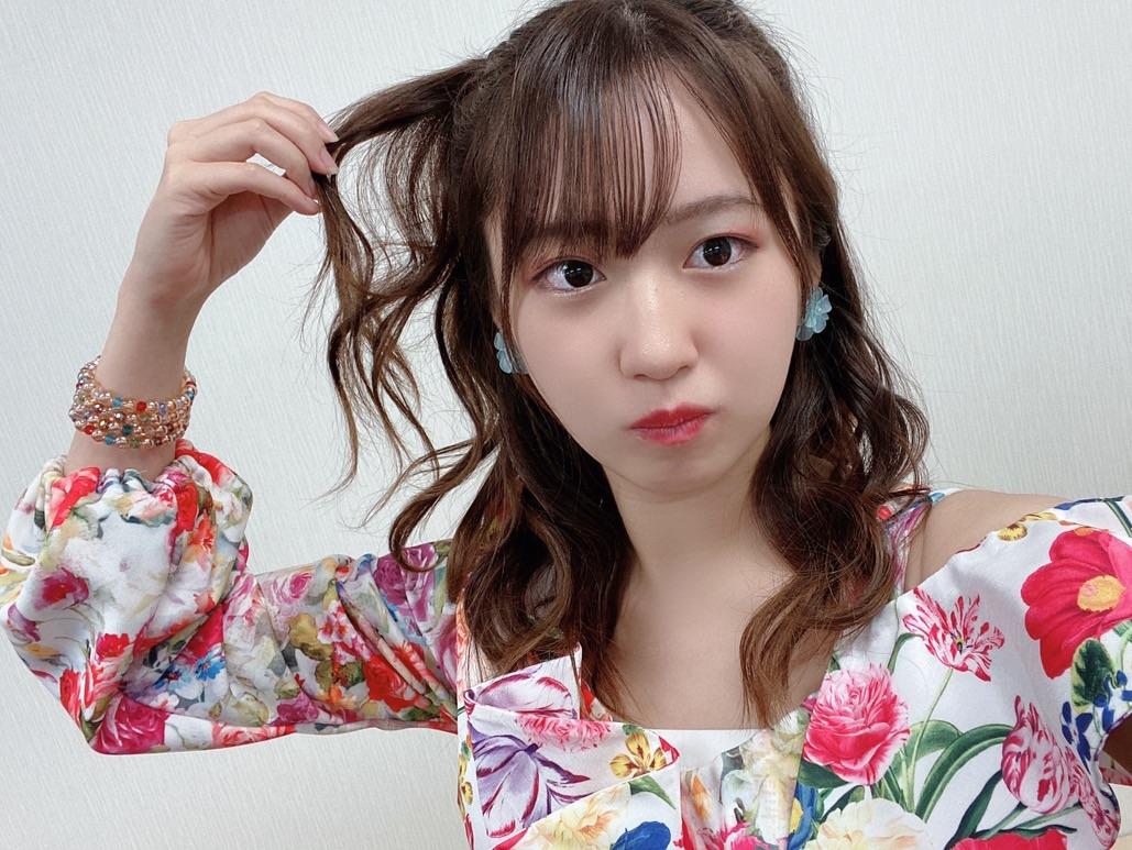 【12期 Blog】 自撮り/私服@野中美希:…  #morningmusume20 #ハロプロ