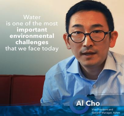 As part of our #OneMinuteInWater campaign, Vice President and General Manager at Xylem Al Cho shares his insights on digital technologies driving inno...
