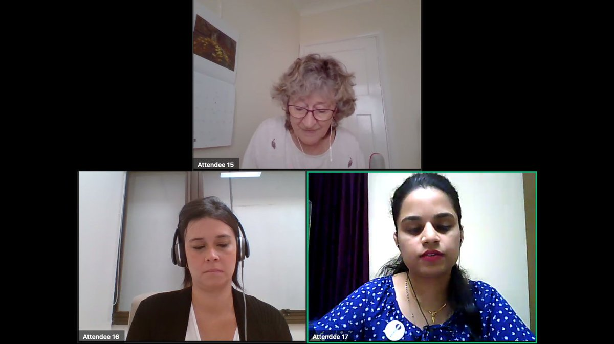 @bathebrit talks about innovation & lessons learnt during this time of #COVID with #NursingNow young nurses & highlights what we need to build back better #Nurses2020 #Midwives2020 https://t.co/hF5r2FiM94