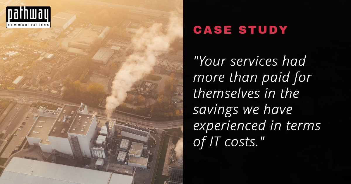 [#Casestudy] Download the case study to know how @pathcom helped a #chemical supplier overcome the challenges and achieve the ultimate goal of managing IT efficiently across 80 locations. #MSP #ITO #customersatisfaction #successstory #chemicalindustry https://t.co/Vb300C1i6I https://t.co/mE8rApRVie