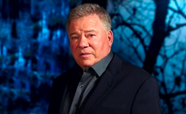 WILLIAM SHATNER Is 'Honored' To Have RITCHIE BLACKMORE Guesting On His New Album 'The Blues' https://t.co/I1apCUWw2T https://t.co/9z1ely0F2i