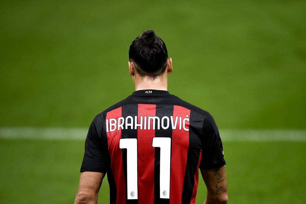 OFFICIAL: AC Milan have confirmed Zlatan Ibrahimovic has tested positive for COVID-19.