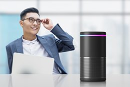 """Q: """"Alexa, can you help me with CRM?""""    A: """"Yes, speak to Sparkstone about Voice Recognition that makes CRM easier to use""""    Call SPARKSTONE CRM 01489 795000  Email sales@sparkstone.co.uk  Visit https://t.co/mOxppufIq8    #crm #sales #customers #alexa #voicerecognition https://t.co/sbLoyio00H"""