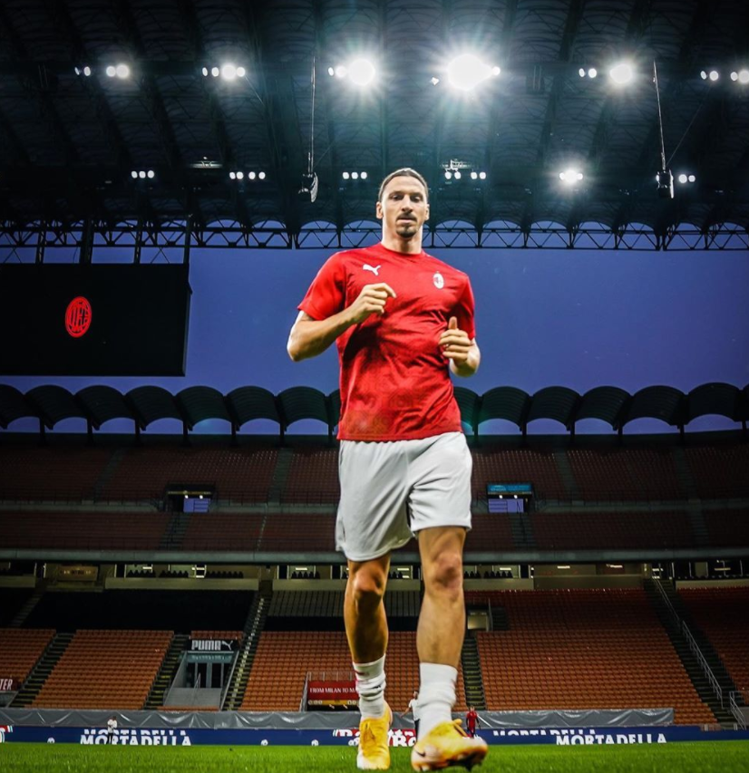 @brfootball Zlatan Ibrahimovic tested positive for COVID-19.The Swedish striker will NOT be in the UEFA Europa League match against Bodø / Glimt and has already been placed under home quarantine.  The rest of the team's test results were negative.  https://t.co/tO39VKZ4dy
