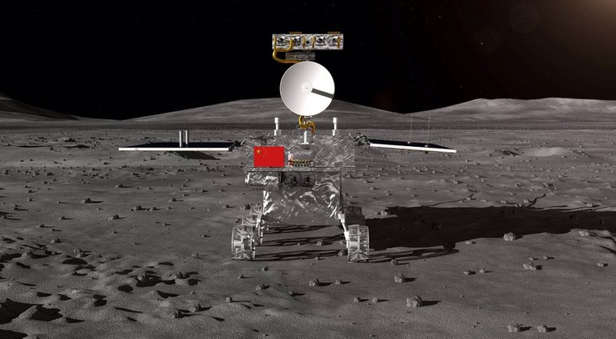 The lander and the rover of the Chang'e-4 probe have been switched to dormant mode for the lunar night after working stably for a 22nd lunar day, according to China National Space Administration. https://t.co/gl6LxM3Xd7