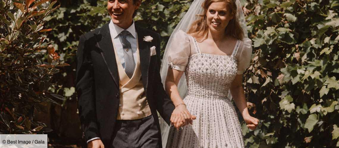 PHOTOS - Beatrice d'York expose sa robe de mariée : où peut-on la voir ? https://t.co/AJdDFb91h3 https://t.co/zceI60Fd7q
