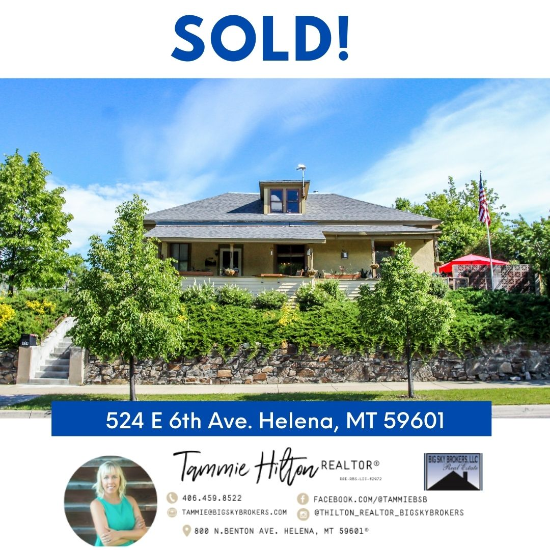 * * * #sold #happyclients #hiltonrealestate #realtor #realestate #bigskybrokers #bigskycountry #helenahome #helena #queencity #helenamt #helenamontana #closing #montanahome #mthome #montanalife #montanaliving #montanaproud