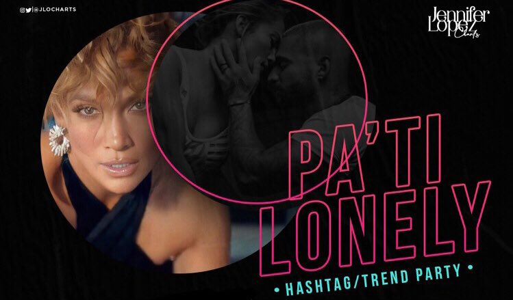 Our hashtag/trend party will start now! From now on use #PaTiLonely on all of your tweets. https://t.co/QXl5ktZQ85