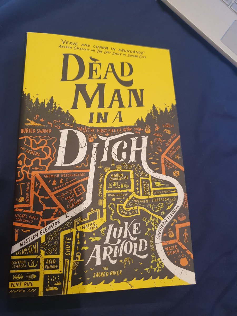 """I was only in my thirties but I was old. You don't measure age in years, you measure it in lessons learned and repeated mistakes and how hard it is to force a little hope into your heart"" - Fetch Phillips  #DeadManInADitch new book by @LongLukeArnold can't wait to read this. https://t.co/rCb0cctMsR"