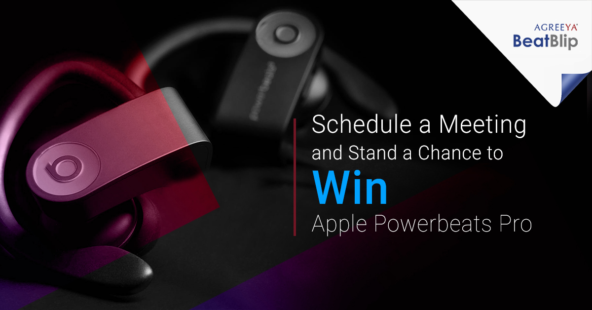 Schedule a meeting with us at #STARWEST Virtual+ for a chance to win Apple Powerbeats Pro! As #Gold #Sponsors of the #conference, we'll be showcasing our #codeless #testautomation #solution BeatBlip and presenting a keynote #session. Let's connect: https://t.co/wqa0DJm4HO https://t.co/1wtXGoTcLf