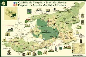 """""""@MontanAlavesa es el prototipo de una comarca con ciertos síntomas de decadencia que, sin embargo, cuenta con un patrimonio de 1ª magnitud"""", explica Félix. Y si uno se lleva la palma, ese es el patrimonio natural, con una biodiversidad y geodiversidad """"excepcionales"""". https://t.co/LSFhum3vmY"""