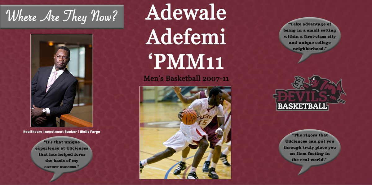 Where Are They Now: Men's Basketball's Adewale Adefemi 'PMM11  https://t.co/kQswxDEjHz  #DevilsPride #ProvenEverywhere https://t.co/DGrNZEacfj
