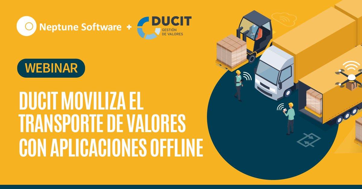 Descubre cómo la empresa Ducit S.A del Grupo Gire se embarcó en un completo proceso de transformación digital y está movilizando el transporte de valores con aplicaciones móviles en #SAP. Regístrate gratis! #SuccessStory#webinar #LiveSession https://t.co/mTX1kUpiSt https://t.co/xOeup094nb