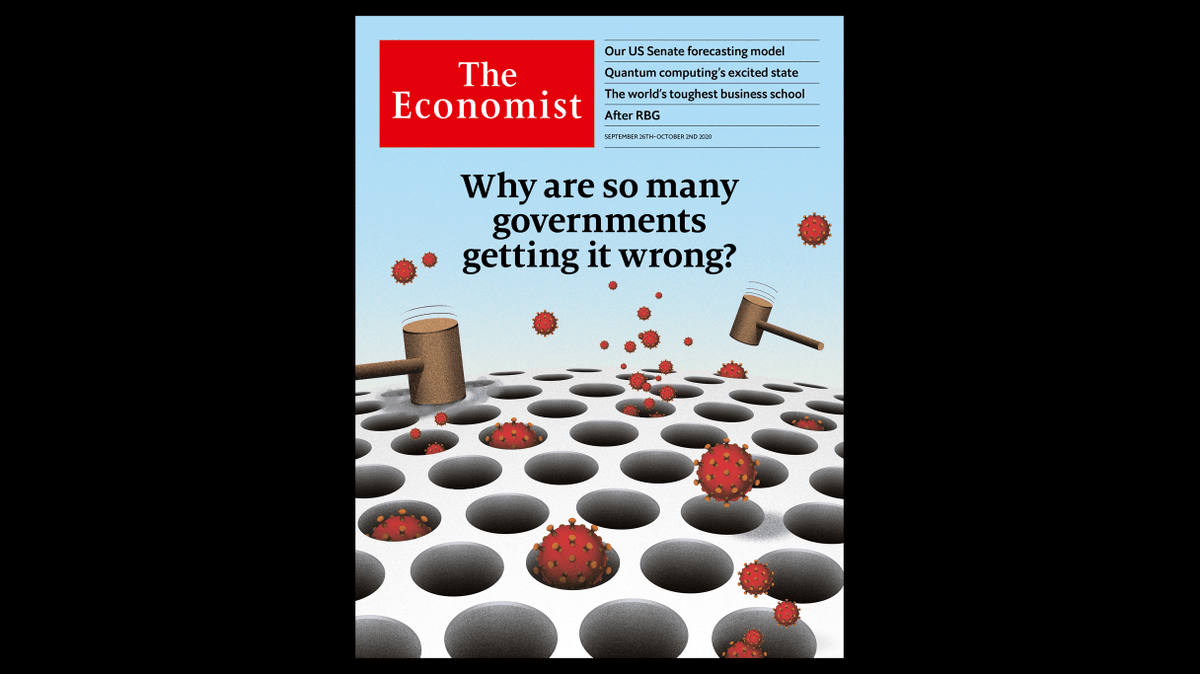 Covid-19 will remain a threat for months, possibly years. Governments need to get a grip and stop failing their people. Our cover this week https://t.co/3oYTdW4bN0 https://t.co/83FhmSgcqA