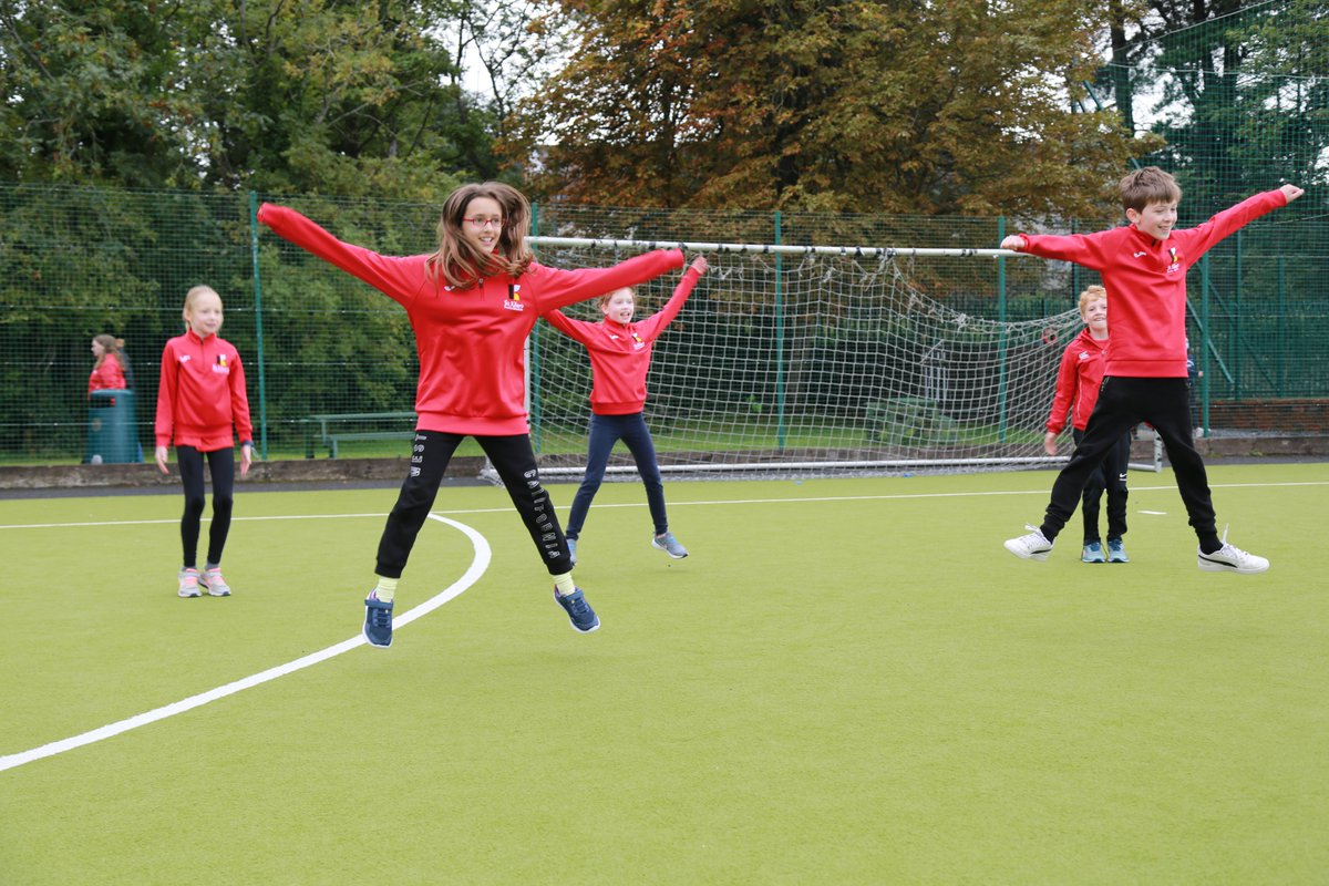 test Twitter Media - Great fun on the pitches this morning to celebrate #NationalFitnessDay2020!  @fitnessdayIRL https://t.co/2XJhOc0vMi