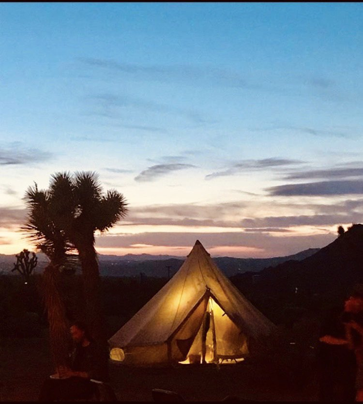 #Camping in Joshua Tree? You may not be able to take #rocks or #plants home but you can stop by @jtcoffeeco & grab a bag of our delicious, organic #coffee!  Visit us at https://t.co/0IytaKeCV3 to order online!  Only take #pictures & leave no trace behind.  Photo: @cilla_the_cuban https://t.co/v6OoG8Z5VG