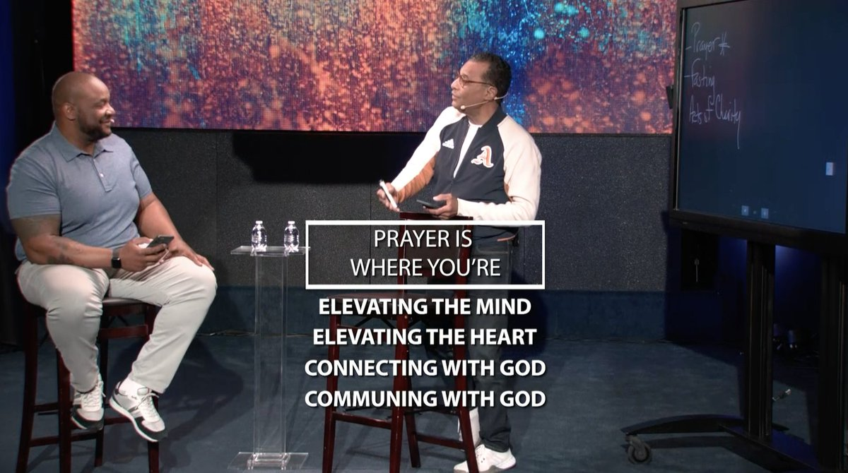 What is the purpose of prayer?  I break down the purpose of prayer in the message 'Prayer and Spiritual Warfare Part 5' on my YouTube page.  #ARBWisdom #Prayer https://t.co/WVfVUWUbeN