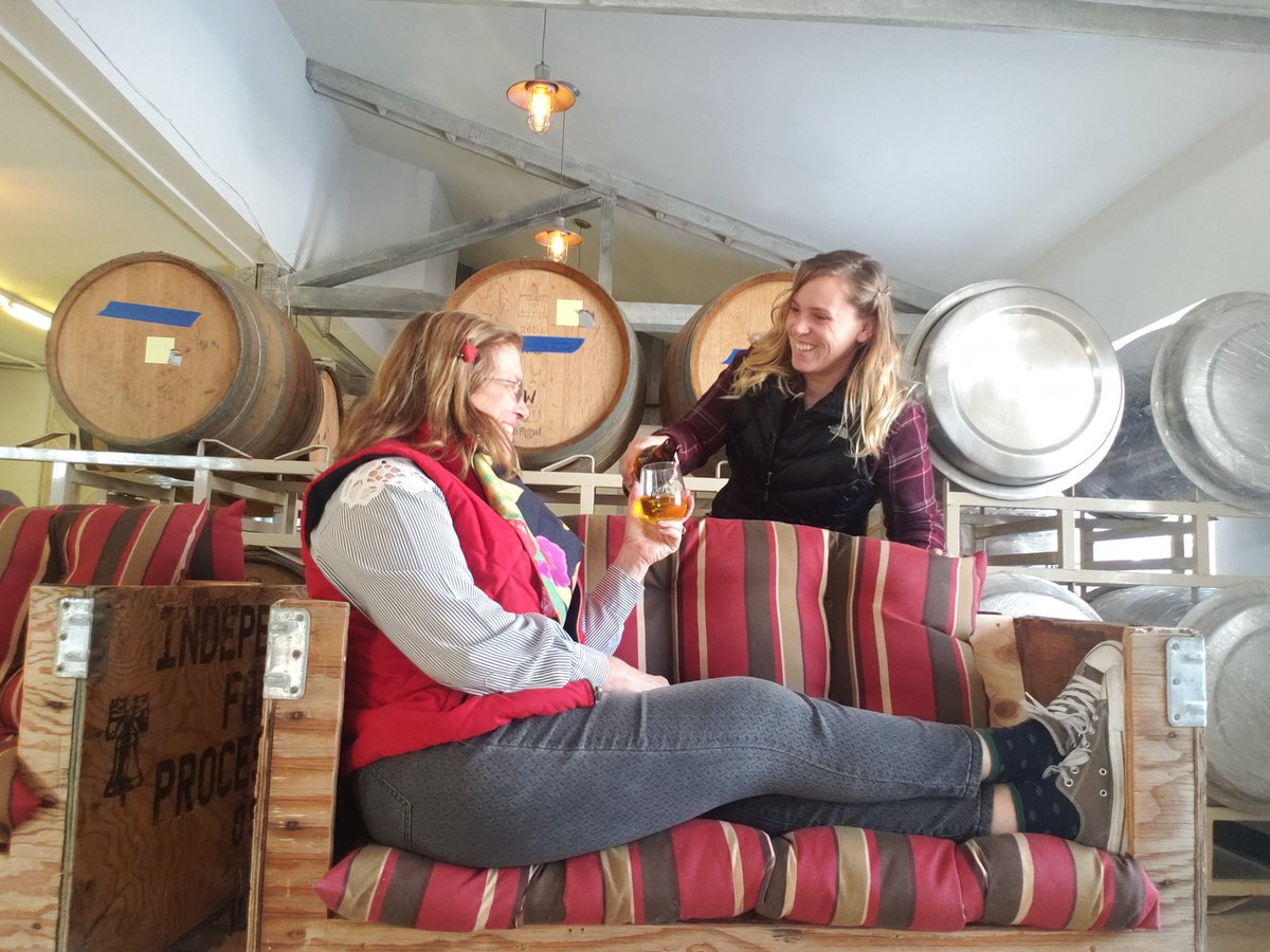 Happy #NationalSmallBusinessWeek! Let's celebrate our #SBDC client who won an award this year...Congrats Susie Jensen, owner of Wheel Line Cider, for being named the 2020 @SBASeattle Rural Business of the Year!   Read the full #successstory here → https://t.co/xG0v4abuf0 https://t.co/C2W20r0DDF