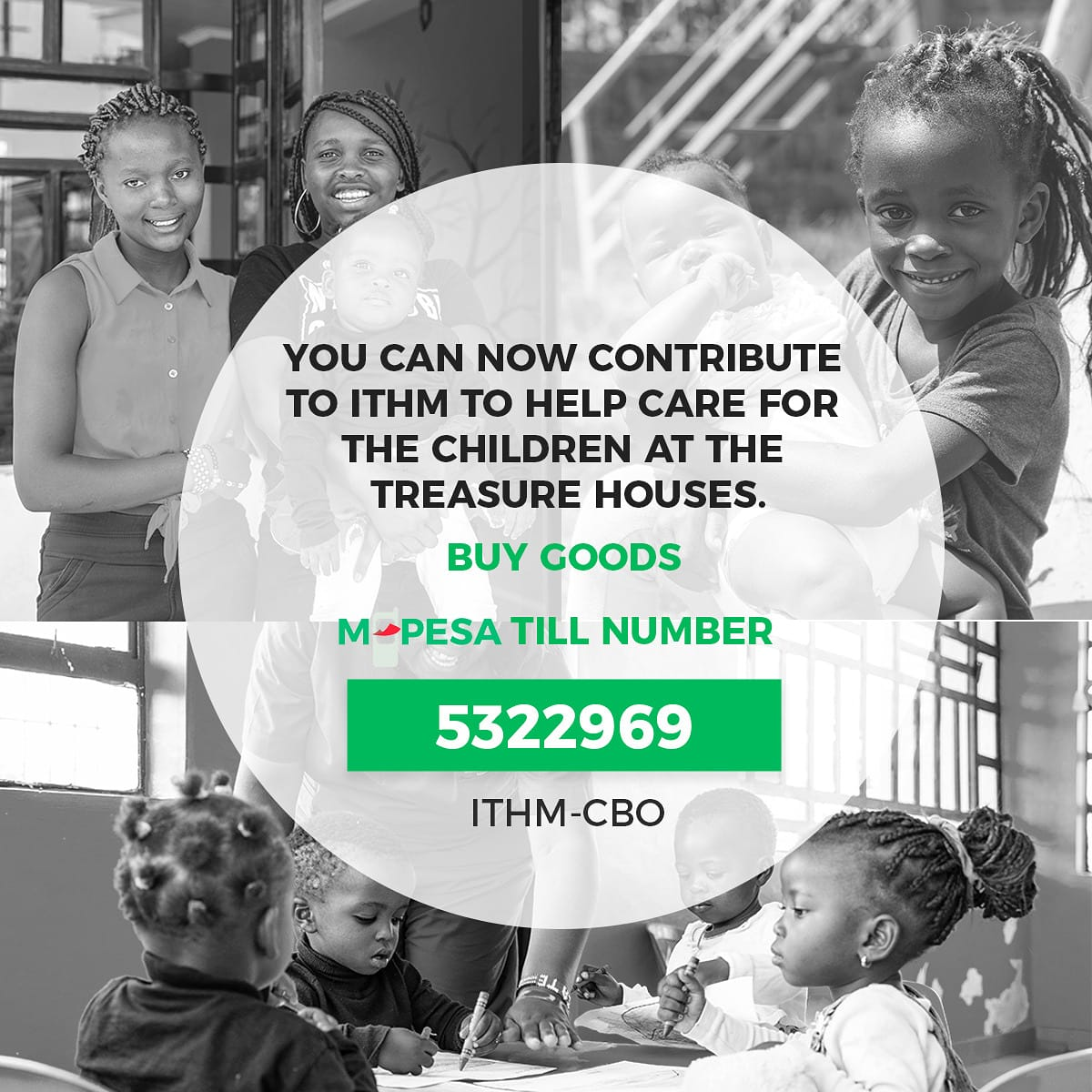 For our friends in Kenya, Here is an easy way to contribute to help raise  school fees for our 42 children.   Visit https://t.co/FeeNr7PVoY and learn more about our children.   Like and share to help spread awareness.   #ithm #schoolfees  #treasurehouse #donations #newbeginings https://t.co/xEqElIyje4
