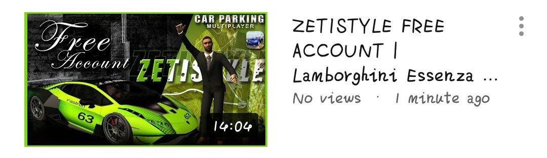 Car Parking Multiplayer 📌 | zeti • free account (7) • #CarParkingMultiplayer #CPM #Gaming #Gameplay #Game #Openhood #Livery #Widebody #LibertyWalk #Tutorial #RustyDecals #YouTuber #YoutubeGaming #zeti #FreeAccount https://t.co/hE4HOcz7gk