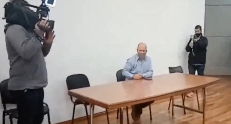 #Ahora | Cumbre en la Legislatura de Chubut: El vicegobernador Ricardo Sastre se reúne con los representantes de casi todas las asociaciones sindicales que nuclean a los trabajadores de la Administración Pública https://t.co/vIFnUnZI9g