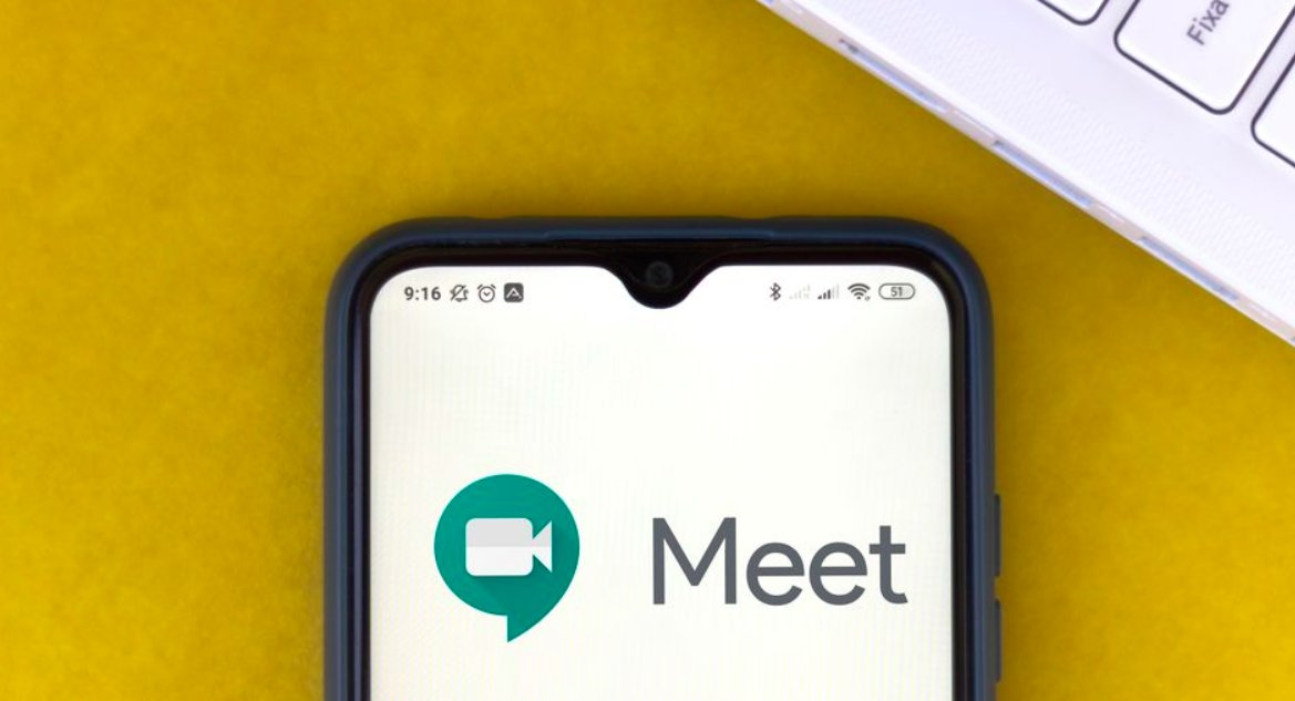 Warning: The free version of Google Meet will enforce time limits