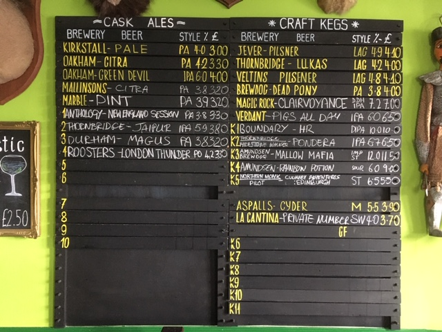 test Twitter Media - Here's the beer list #huddersfield #CraftBeer https://t.co/5iu0qezwuC