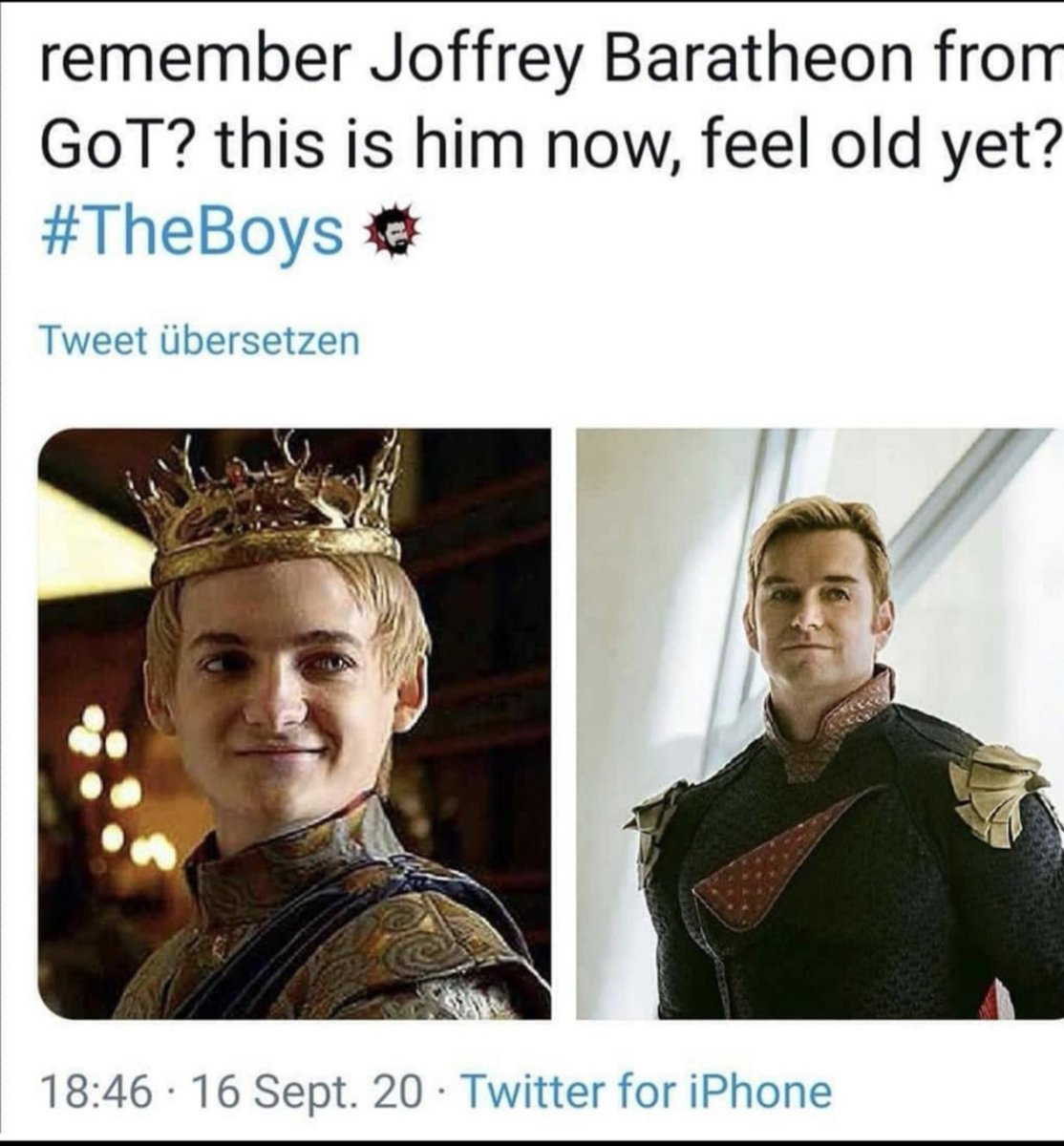 Omfg 😬🤮 #GOT #Theboys https://t.co/DPi1tQguSm