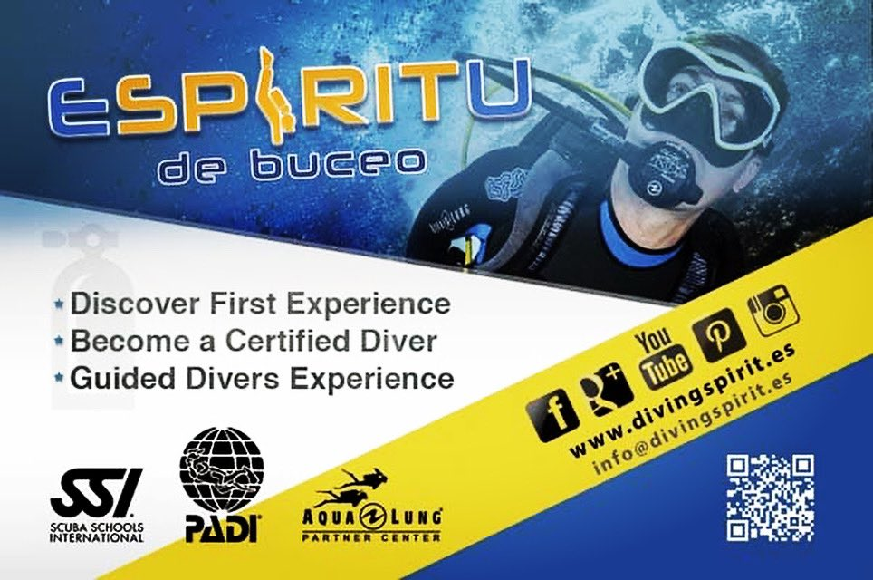 The best choice in scuba diving when it comes to safety, equipment and service. Our team is 100% committed to deliver the best quality diving experience.💙🐢🐙🐬 https://t.co/3bkTaU2ocm +34 663 55 51 90  Puerto Santiago #tenerife #ssi #padi #buceo #diving #realdiving #experience https://t.co/Lqm4Jtz2OP