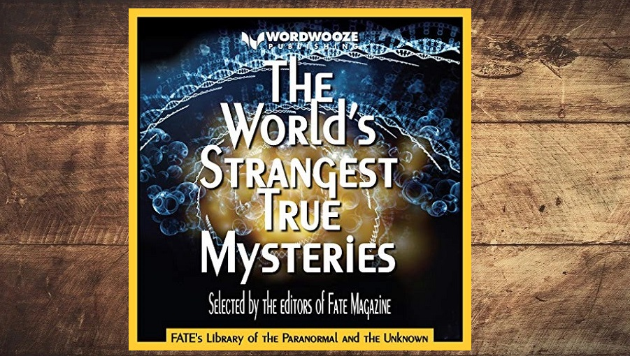 "#Audiobook The World's Strangest True Mysteries: the #paranormal, #supernatural, #occult from @FATE_Magazine Cases of #ufos, #ghosts, #esp, #witchcraft more ""entertaining, very well written"" Audible 5-star review https://t.co/VTjxWyvUFc https://t.co/8QeNy60k9B"