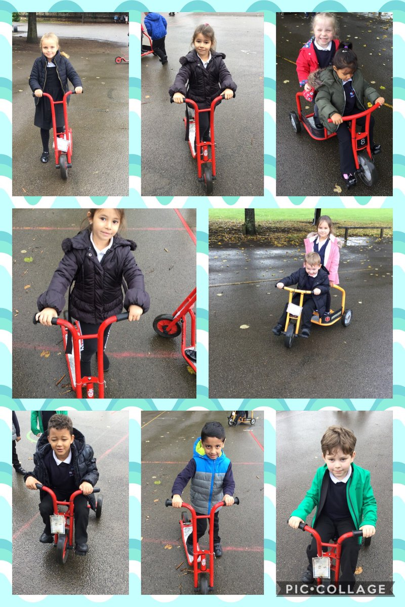 Silver King enjoyed playing with the bikes and scooters. 🚴🛴🛵 #playtime #scooter #bike #keepingfit #WeAreAstrea @astreaacademies @DoncasterMoving @JoLeishman https://t.co/RMXkbz6KvT
