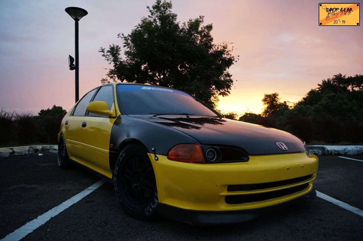 Whattt guddzzzz budy🌅  #civic #hondaracing #eg9 https://t.co/sVgyTRl0Oe