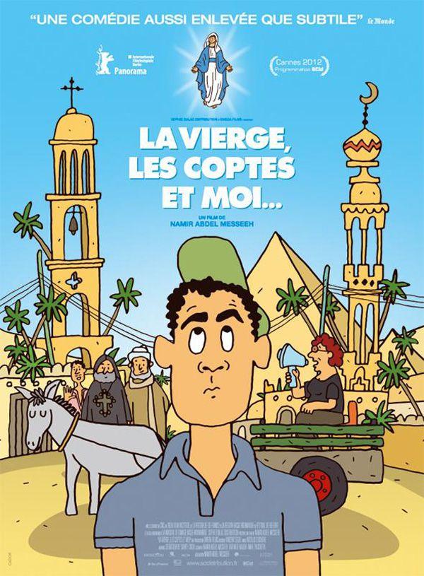 """Amateurs-trices du 7ème Art, rejoignez le CINÉ CLUB CONFINÉ ! 🎥 Vous visionnez le film depuis chez vous et nous en débattons en 🇫🇷 RDV le 1 octobre à 19h autour de """"La vierge, les Coptes et moi"""" de Namir Abdel Messeeh.  S'inscrire 👉 https://t.co/QqjIAiGmYn Niveau de 🇫🇷  : B2 https://t.co/ZWmxcSSNyR"""