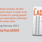 Image for the Tweet beginning: Excited to announce #TheLadder by