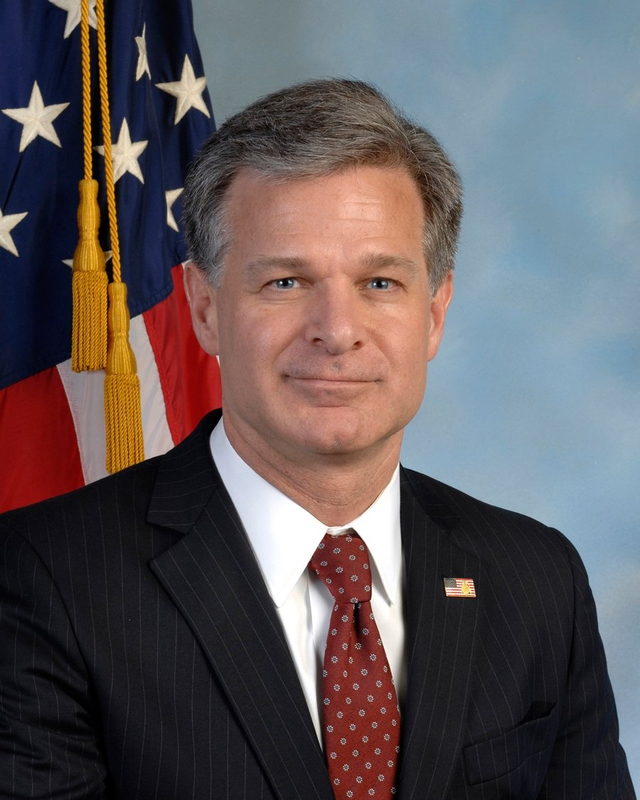 Director Christopher Wray testified before the #Senate Homeland Security and Governmental Affairs Committee this morning at a hearing about #worldwide #threats to the #UnitedStates.  Read his statement for the record at https://t.co/2e8nhfz24V. https://t.co/fZ881IToUL